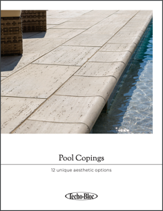 Pool copings brochure - EN