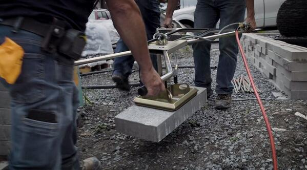 Concrete Slab Installation: How to Lift Heavy-Duty Paving