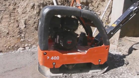 heavy compactor