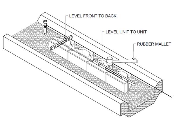 level-concrete-block