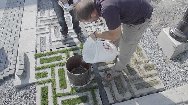 permeable-paver-infiltration-testing