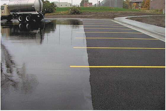 porous asphalt
